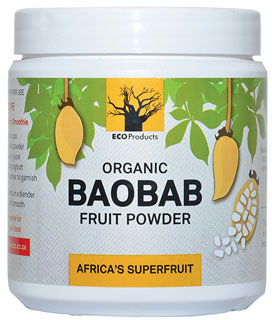 Eco Products baobab powder