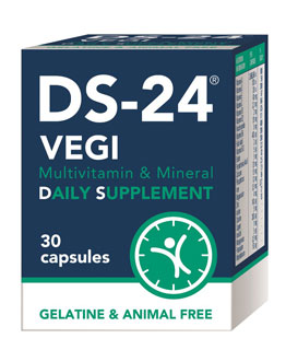 DS-24 Vegi daily supplement