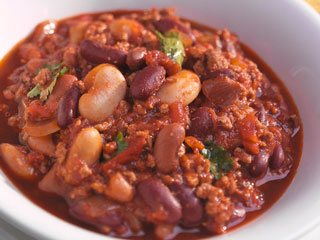 Hearty Chili by D. Scott Carruthers