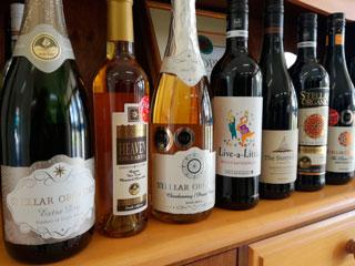 Stellar Winery wines