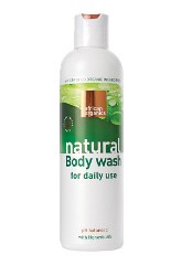 African Organics Natural Body Wash