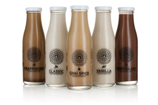 The Almond Creamery range of milks
