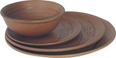 Argilla clay dinner set