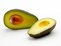 Avocado pear - photo courtesy of Brybs at Stock.Xchng