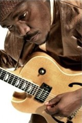 Bheki Khoza, South African vegan and jazz musician