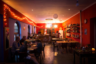 Blue Bird Cafe, Muizenberg, Cape Town
