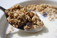 Breakfast cereals - photo courtesy of Jan Willem Geertsma at Stock.Xchng