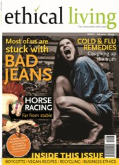 Ethical Living magazine July 2012 issue