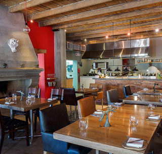 Foliage Restaurant, Franschhoek