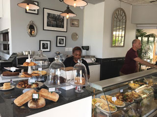Ginger Deli and Kitchen, Camps Bay