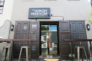 The Hungry Herbivore, Cape Town