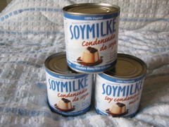 The oh-so sugary taste of (vegan) condensed milk. Photo courtesy of Carey Finn