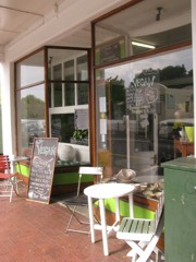 Bella Vegan, Simonstown, Cape Town. Photo courtesy of Carey Finn