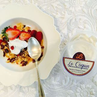 LeCoquin vegan whipping cream