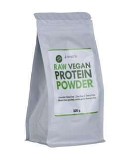 Lifematrix raw vegan protein