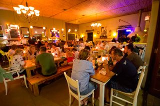 Massimo's restaurant of Hout Bay