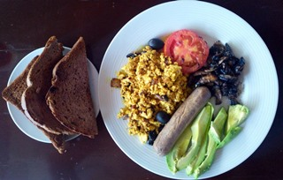 The Matlombe Lounge all-day breakast