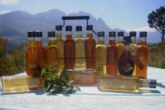 Protea Hill Farm's balsamic vinegars