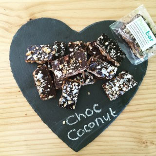 Chocolate Coconut Purebar