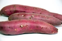 Sweet potato - photo courtesy of Dantada at MorgueFile