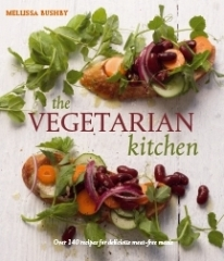 The Vegetarian Kitchen cookery book by Melissa Bushby