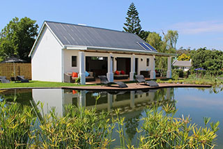 The Yoga Kitchen hideaway in Swellendam